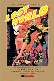 Roy Thomas Presents The Lost World